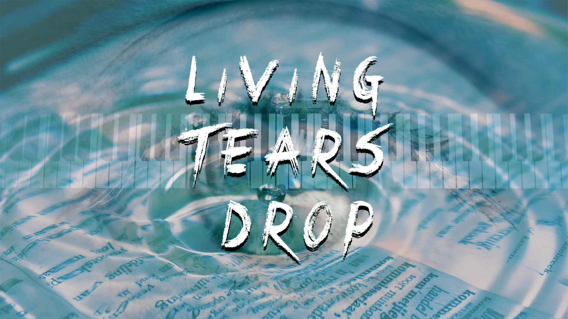 Living Tears Drop to an Emotionless Sea