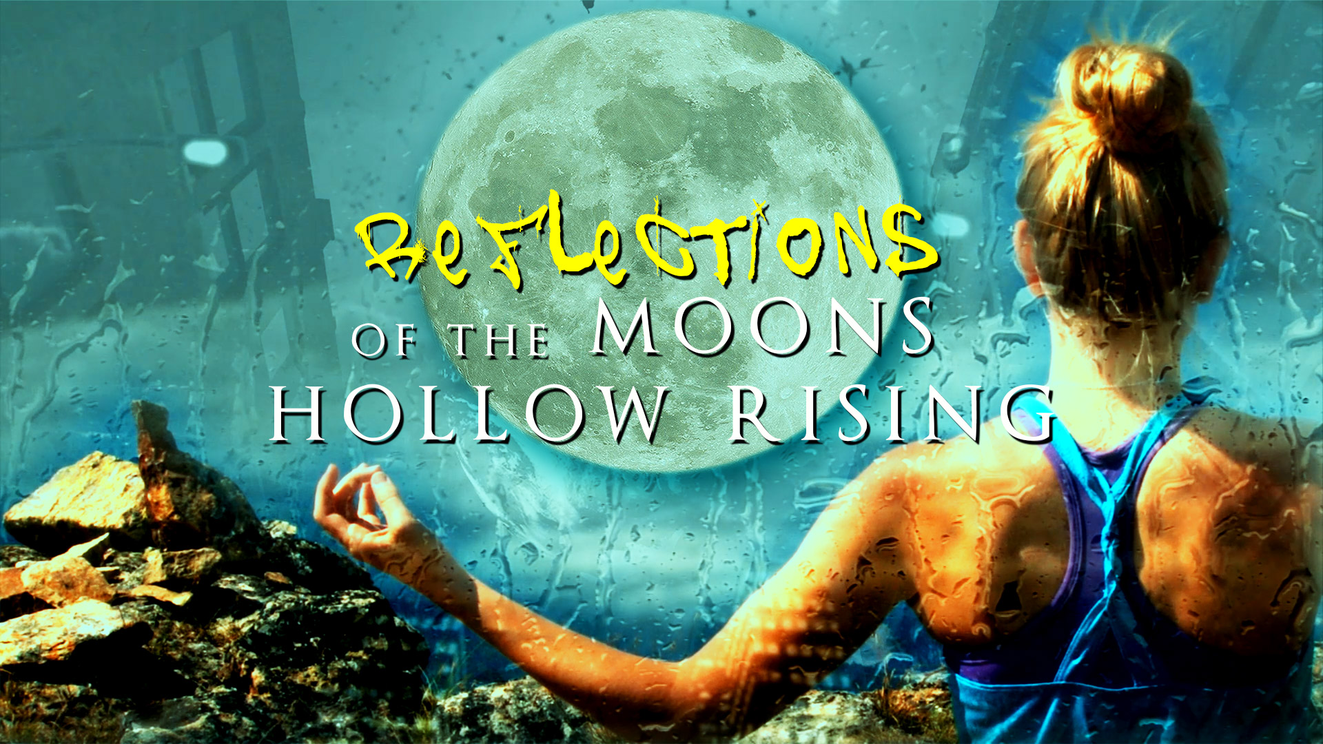 An Energies Reflection of the Moons Hollow Rising